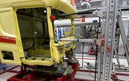 Ремонт тормозных систем грузовиков